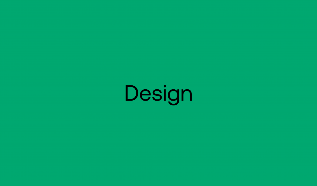 Design blog post
