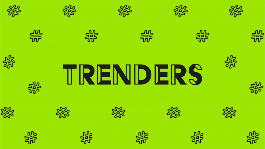 CBBC Find You Tribe 'Trenders' logo and icon