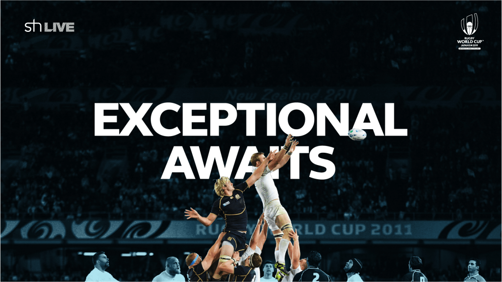 Rugby world cup website