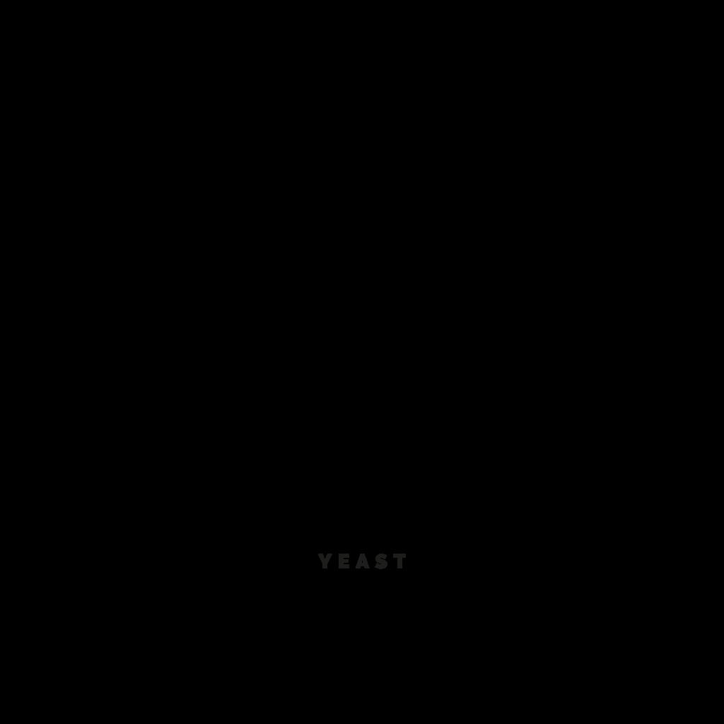 malt water hops yeast icons