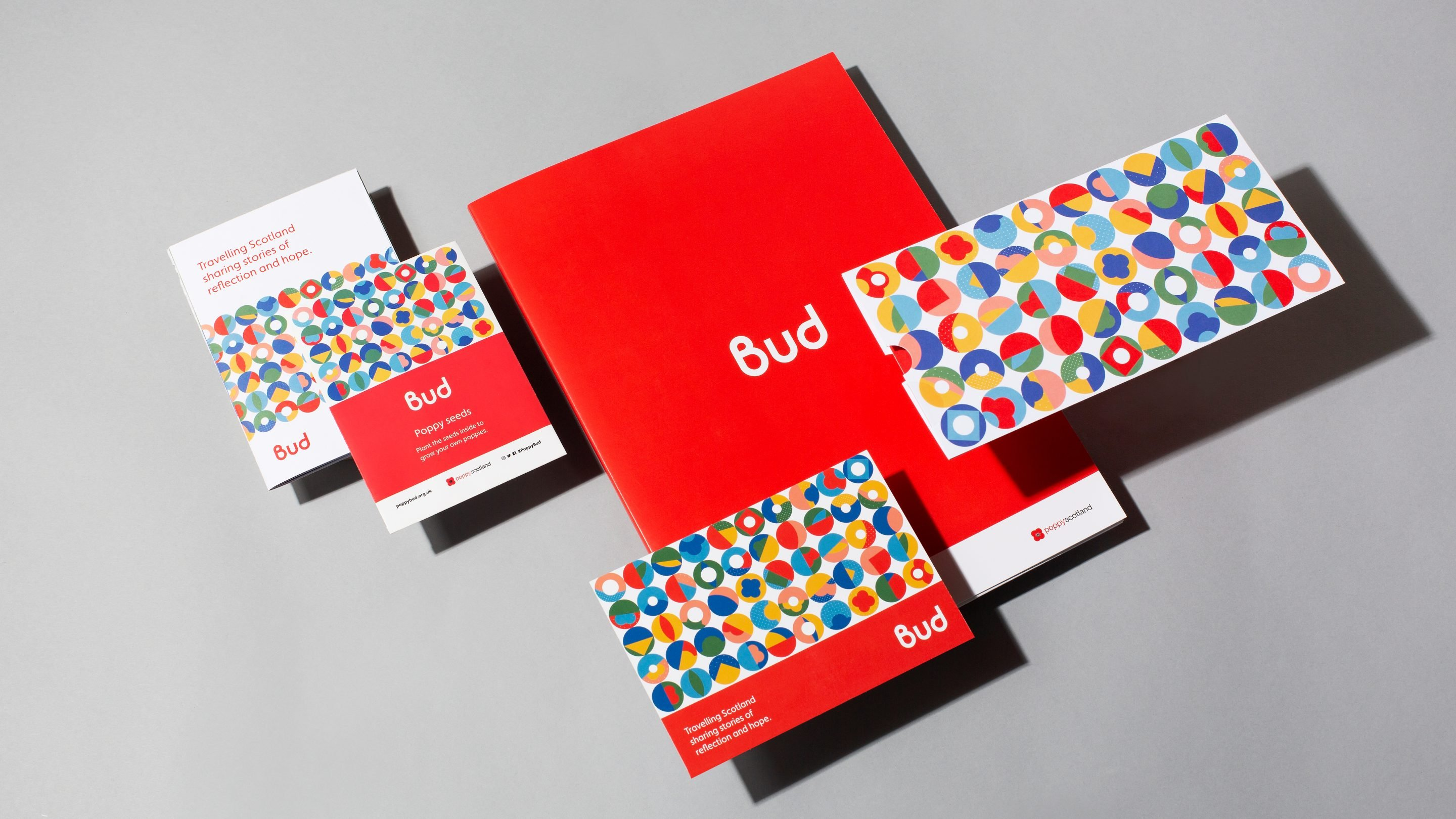 Bud brand collateral