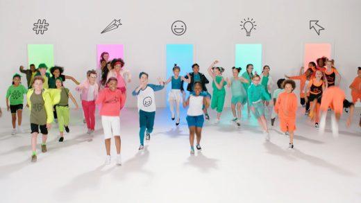 CBBC - Icons for 5 tribes in CBBC campaign