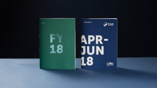 The SSE Hydro brochure covers