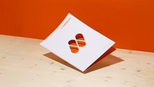IndiNature branded folders