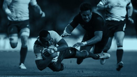 Rugby World Cup 2019 Image treatement