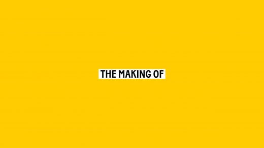 The making of logo