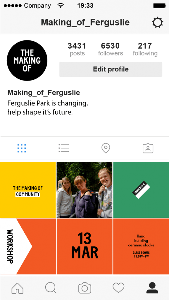 FP_Instagram profile