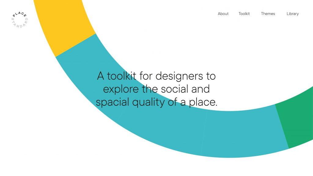 Place standard website